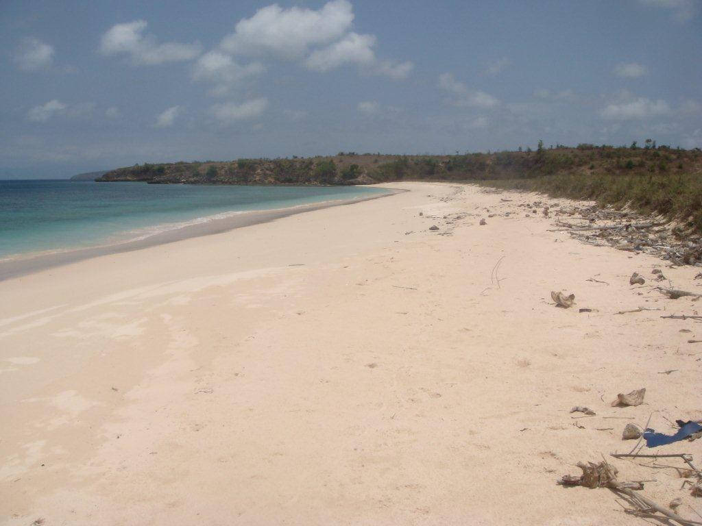land for sale at east lombok