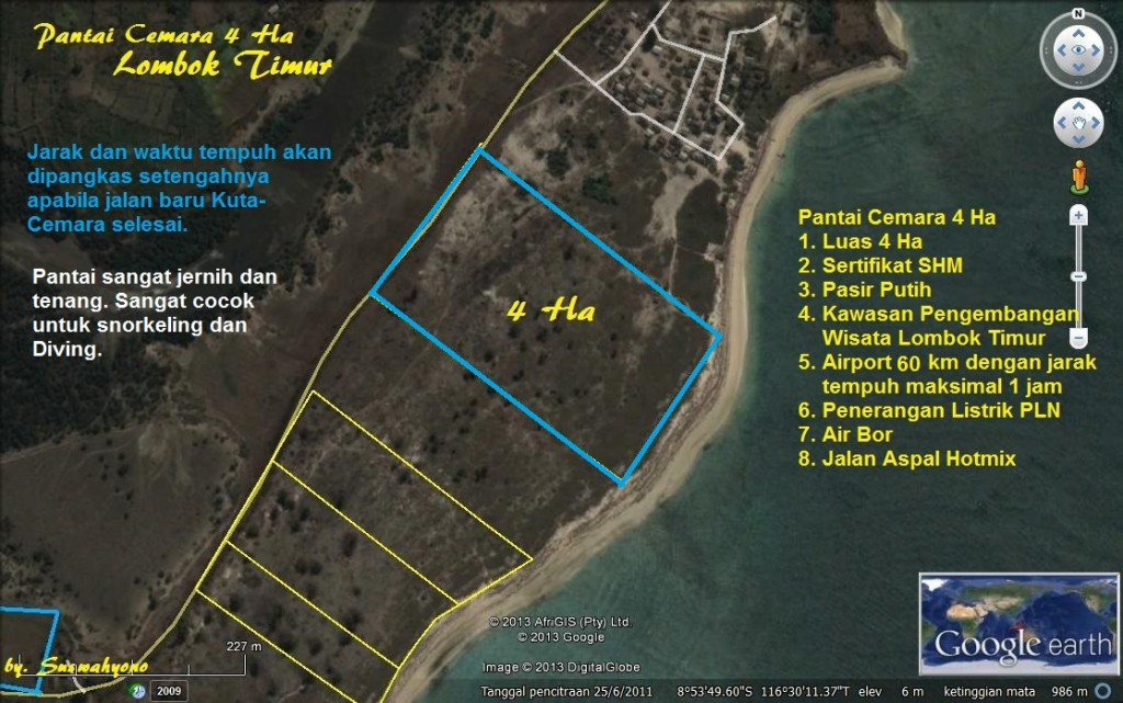 land-for-sale-cemara-beach-front- (1)