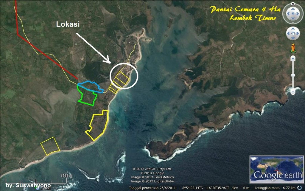 land-for-sale-cemara-beach-front- (4)
