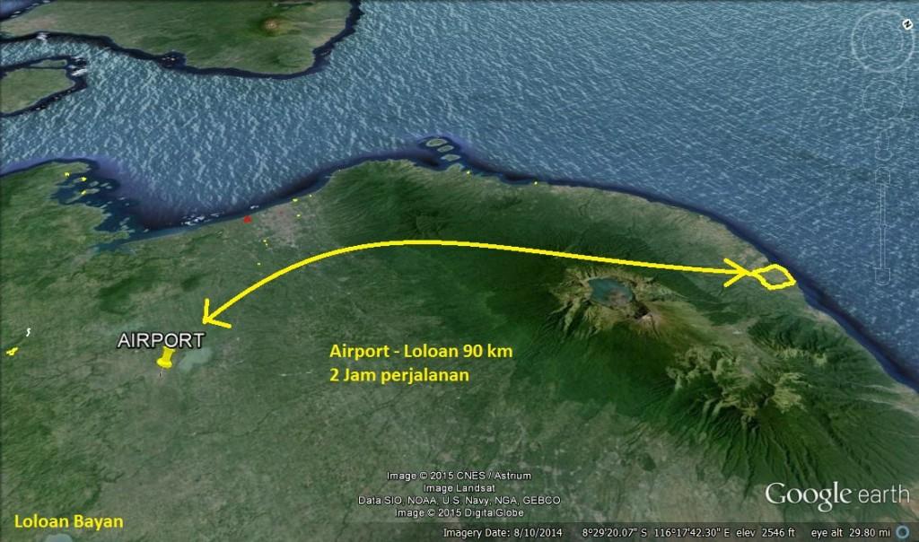 AIRPORT 90 KM