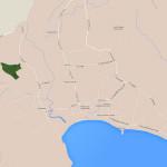 Kuta mountain location